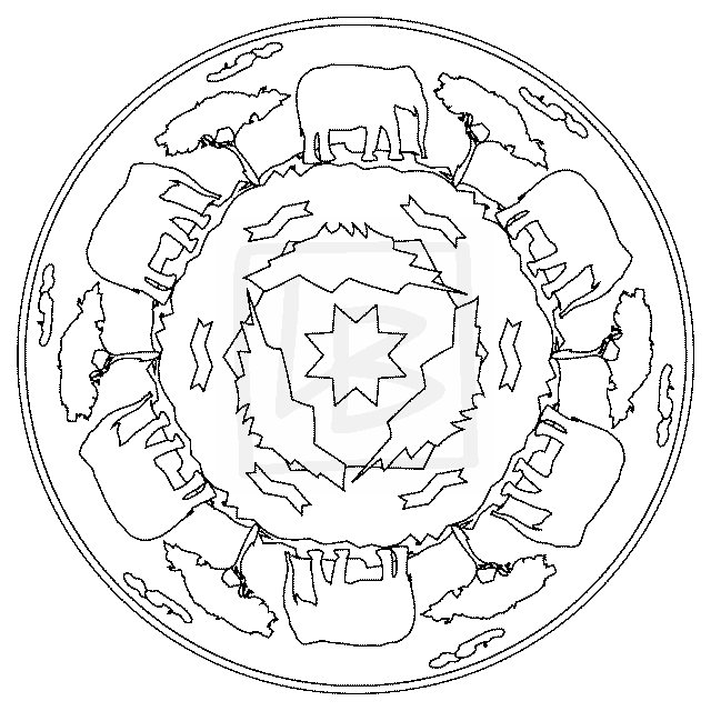 Mandala 03 - 01
